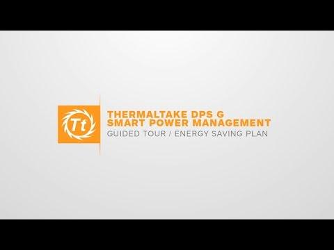 Thermaltake DPS G Smart Power Management Cloud 1.0 – Energy Saving Plan