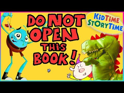 Do Not Open this Book   Kids Books Read Aloud for Children