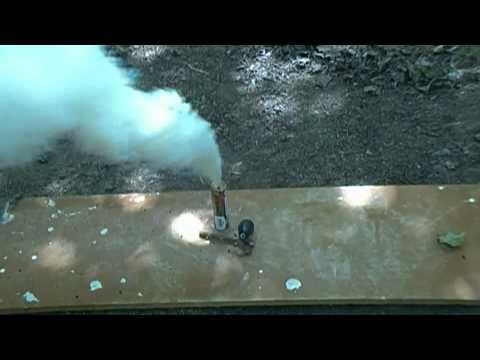 MrREZerection Fireworks Episode 1 ~ Smoke Bombs