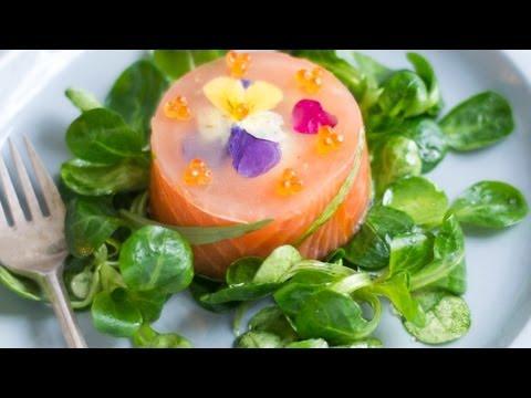Aspic de saumon fumé - FoodizBox n°16