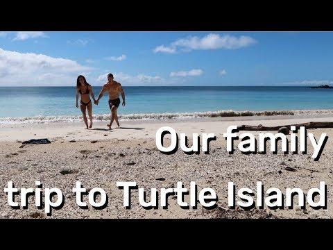 FIJI  | VLOG | Sophie Guidolin | Turtle Island | Part 1 | Kai's Birthday!