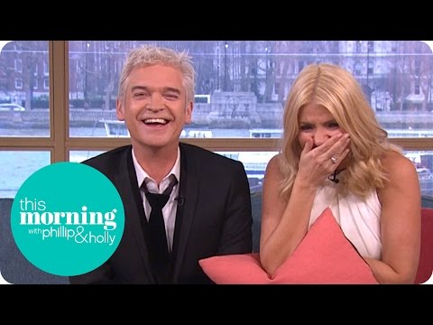 Phillip and Holly Struggle to Recover From Their NTA Win! | This Morning