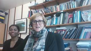 Message from Frances Langdon - World Teachers