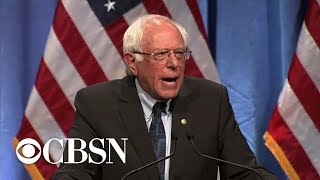 "Bernie Sanders Calls For ""21st Century Bill Of Rights"""