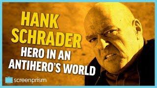 Breaking Bad: Hank Schrader - A Hero in an Antihero
