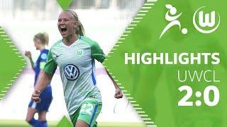 FIIIINAALE   VfL Wolfsburg - Chelsea Ladies FC   Highlights   UEFA Women's Champions League