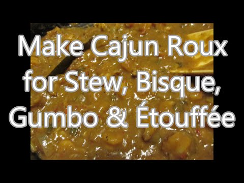 How to make a Cajun Roux 3 ways with Rice Cooking tips
