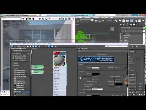 Thực hành 3ds Max - Bài 77 Hoàn thiện vật liệu ngoại thất trong 3Dsmax