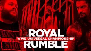 WWE Royal Rumble 2017: Reigns vs. Owens – Jan. 29