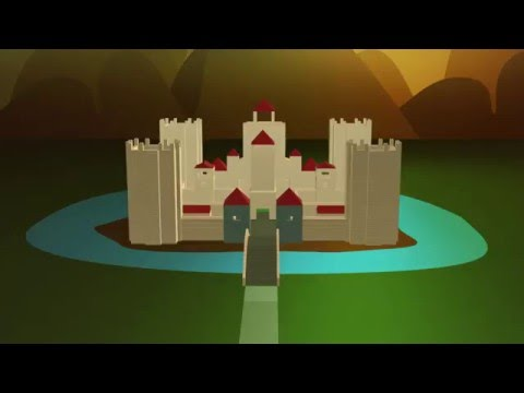 3D Animation - Lego Castle