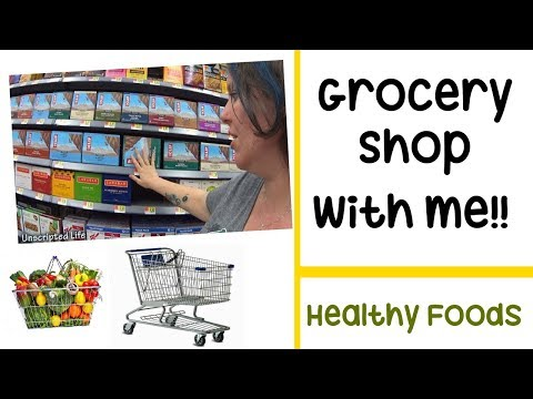 How I Eat Healthy 🥑 Come Grocery Shopping With Me!