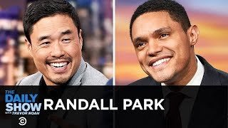 """Randall Park - Taking Cues from Fans and Real Life for """"Always Be My Maybe   The Daily Show"""