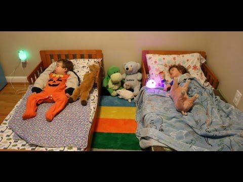 From Cosleeping to Sleeping Alone
