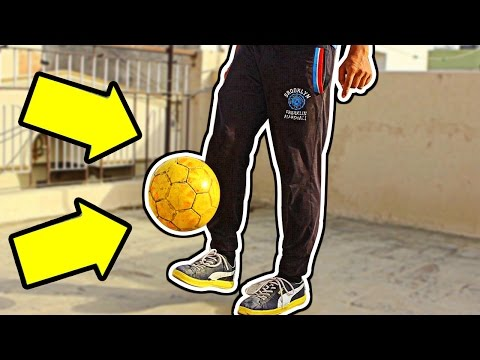 Freestyle Football Skills Tutorial In Hindi - Juggling - Learn How To Juggle A Soccer Ball