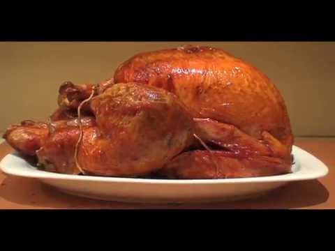 How to Dry Brine a Turkey, or any poultry