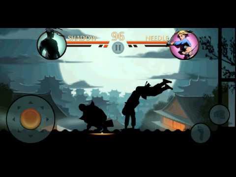 Shadow Fight 2 Walkthrough - Lynx's Bodyguard no. 3 Needle