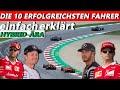 DIE TOP 10 DER ERFOLGREICHSTEN FAHRER IN DER HYBRID-ÄRA | F1 einfach erklärt | Maik's F1 Channel