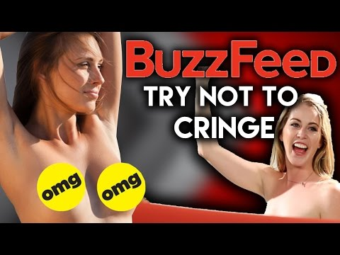 Ultimate TRY NOT TO CRINGE BUZZFEED EDITION (100% Impossible) Ft. PewDiePie & Pyrocynical