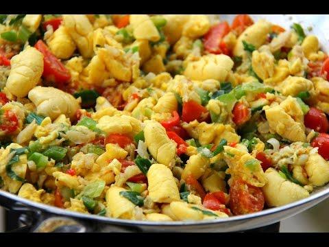 Ackee And Saltfish Recipe #TastyTuesdays | CaribbeanPot