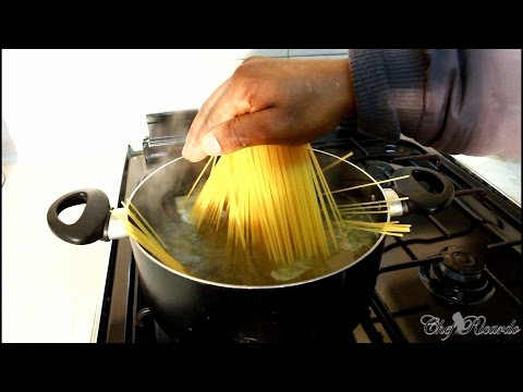 How To Cook Spaghetti At Home With The Kids | Recipes By Chef Ricardo