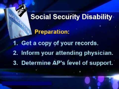 What you need when applying for Social Security disability benefits