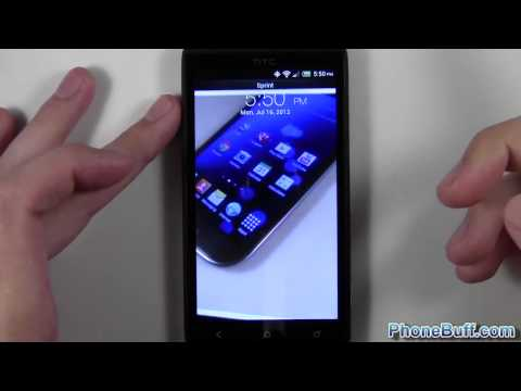 How To Change Lock Screen Shortcuts On HTC One X and One S