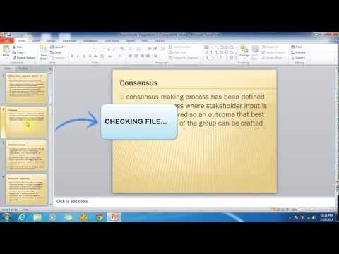 how to convert microsoft power point to pdf file (without any software)