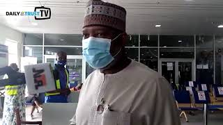 How ready are airports to reopen