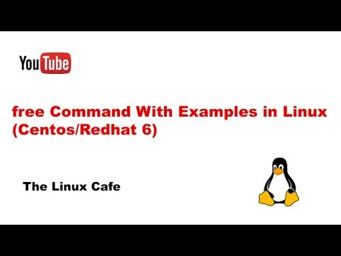 free Command With Examples in Linux (Centos/Redhat 6)
