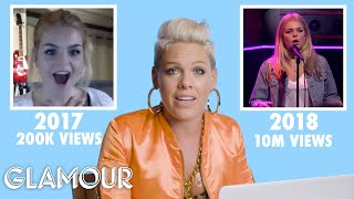 How Pink Made Me Famous | Glamour