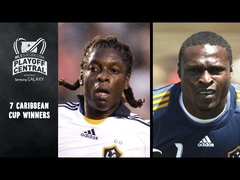 7 Caribbean players who have won MLS Cup | Playoff Central