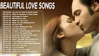 The Collection Beautiful Love Songs Of All Time - Greatest Romantic Love Songs Ever