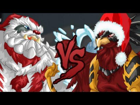 Miscrits Showdown #20: Flurrious vs. Dark Lyeogryph