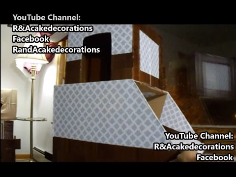 How to make a cat/dog house? By Roxie