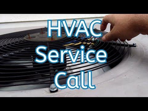 No Cooling Service Call   Wallace, NC