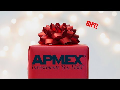 A Gift From Apmex