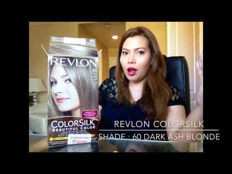 Review Revlon Color Silk Auburn Brown Hair Color Revlon