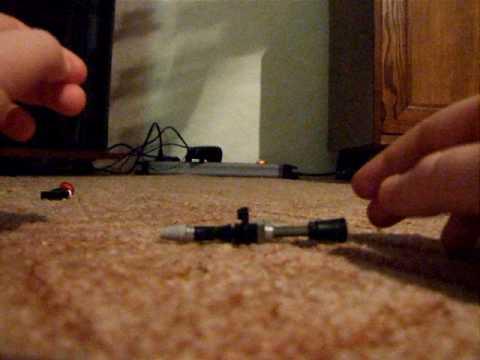 How build a lego mini RPG-7