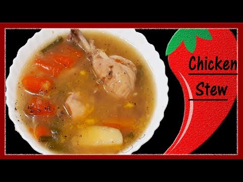 Chicken Stew (Bengali Style) | Easy and Healthy Chicken Stew Recipe at Home - In BengaliI RCC44