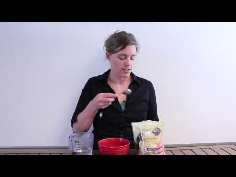 Wellness Wisdom - Easy Homemade Egg Substitute