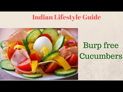 Benefits of seedless cucumbers || Indian Lifestyle Guide
