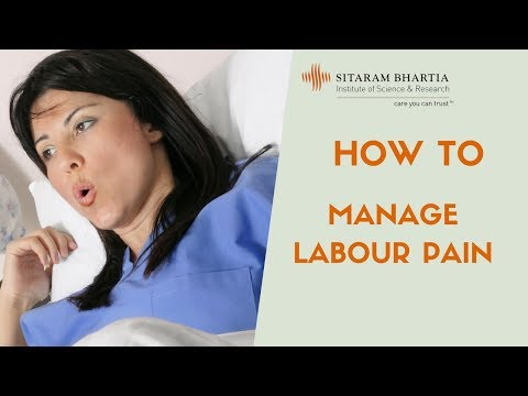 How to Manage Labour Pain