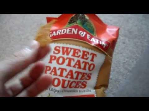 Review Garden Of Eatin Sweet Potato Tortilla Chips Organic