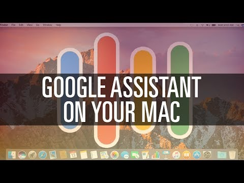 How To Get Google Assistant on Your Mac