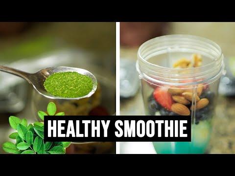 Simple Way to Eat Moringa Leaves [Powdered]