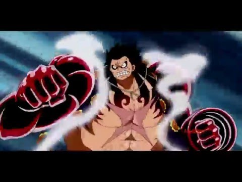One Piece Capitulo 726-727/Luffy Gear Fourth VS Doffy/AMV HD