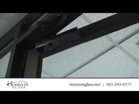 Different Types of Commercial Glass Doors