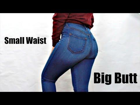 Small Waist BIG BUTT HACKS | Fashion Nova