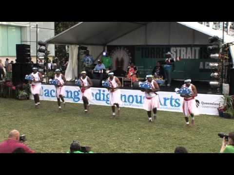 Thaiwa Dancers (Iama/Cairns) 2of2 | The Torres Strait Islands: A Celebration