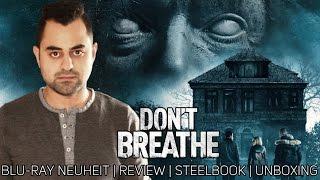 Don`t Breathe | Blu-ray Neuheit | Review | Steelbook | Unboxing